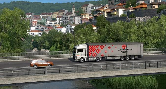 Euro Truck Simulator 2 ganhará nova expansão do mapa nesta quinta-feira