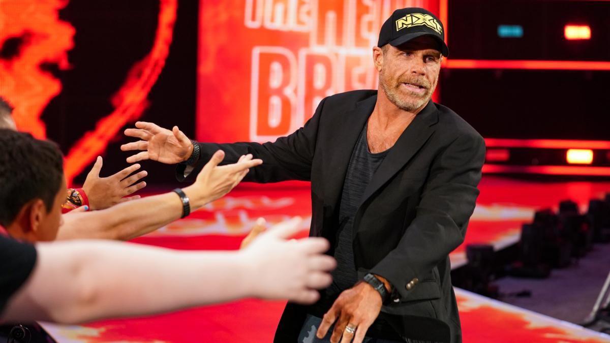 Shawn Michaels é anunciado para o próximo WWE NXT