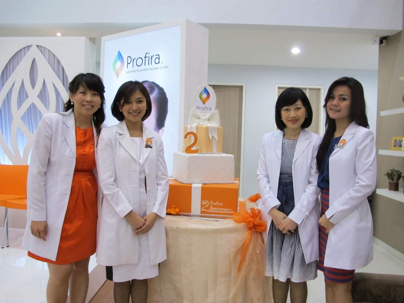 Lowongan Kerja Terbaru! Kasir Klinik Internasional Profira Aesthetic