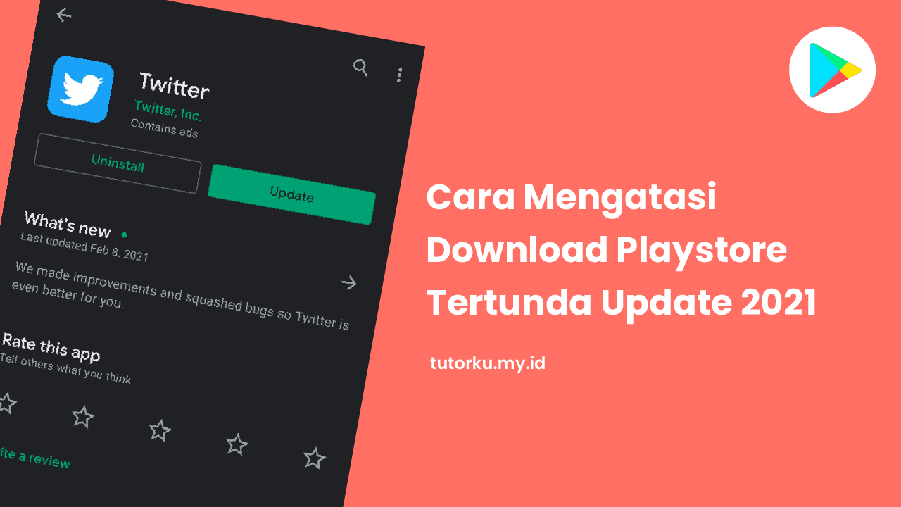 3 Cara Mengatasi Download Playstore Tertunda Update 2021