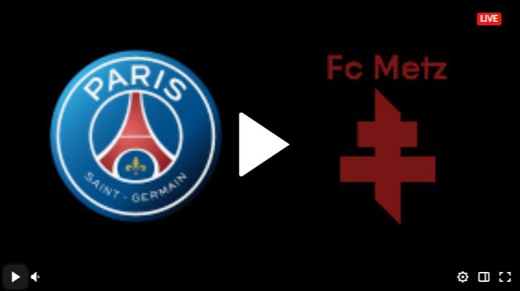 موعد مباراة باريس سان جيرمان وميتز اليوم بتاريخ 22-09-2021 في الدوري الفرنسي