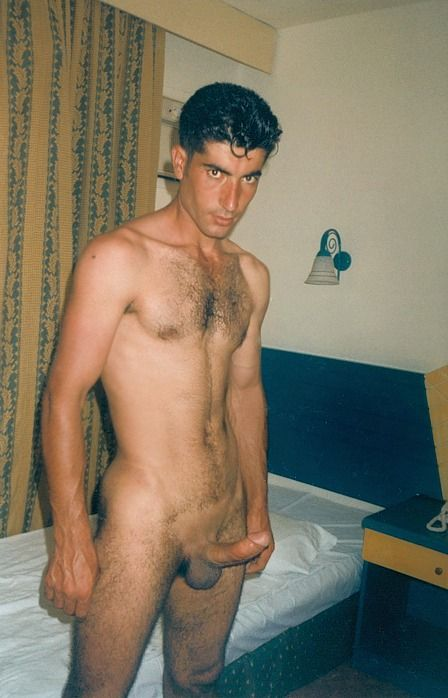 Egyptian men nude