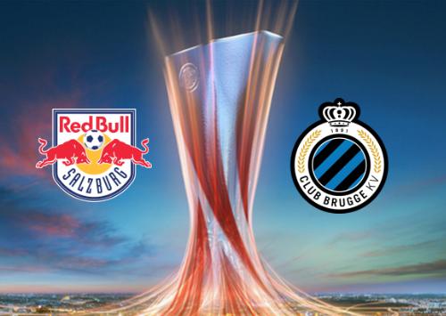 Salzburg vs Club Bruges - Highlights 21 February 2019