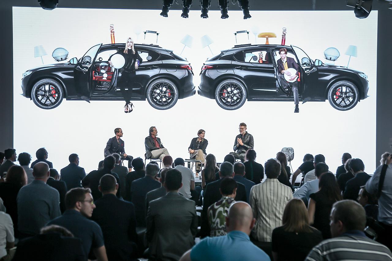 Μια ξεχωριστή παρουσίαση για τη σειρά B-Tech της Alfa Romeo