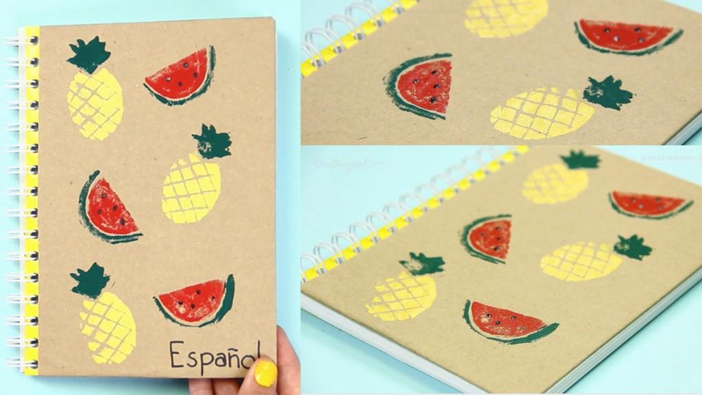 Portadas Para Cuadernos Decora Tus Libretas Con Dibujos: Ideas De Portadas Para Cuadernos Decorar Libretas Con