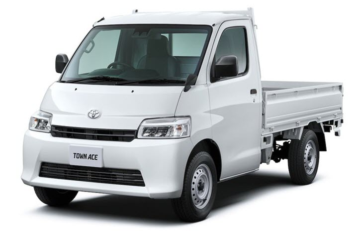 Toyota Town Ace 2020 - đối thủ đáng gờm của Suzuki Carry