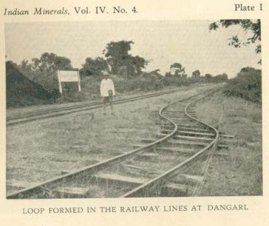 Indian Minerals: 1950 Assam earthquake