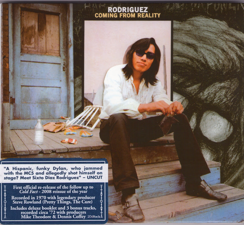 Rockasteria: Rodriguez - Coming From Reality (1971 us