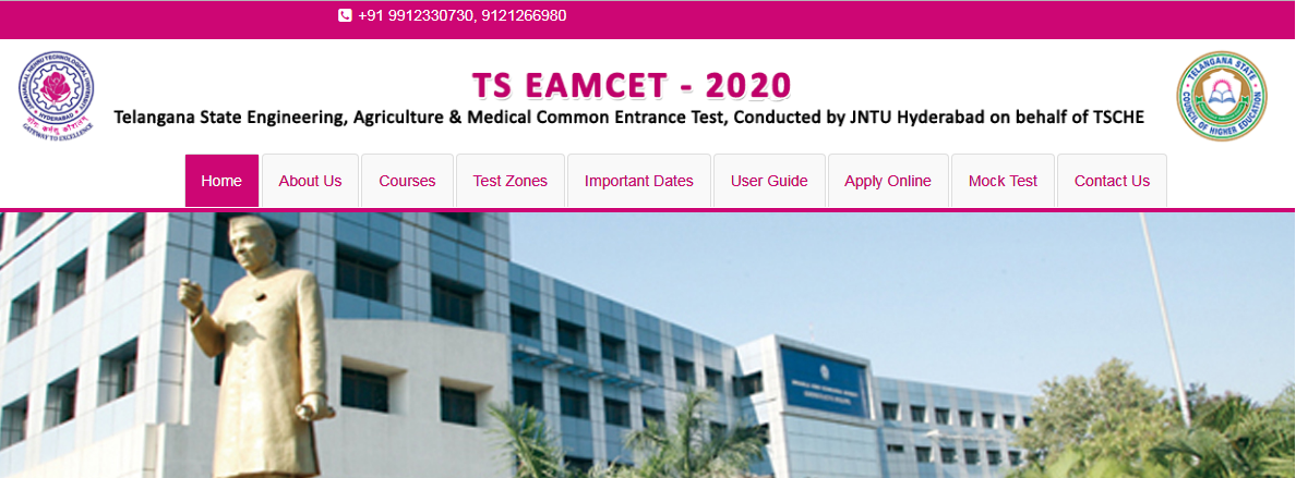 AP Eamcet Hall Tickets 2021