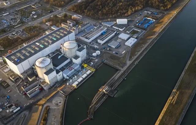 Fessenheim  : La doyenne des centrales nucléaires françaises définitivement débranchée