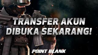 Akhirnya, Akun Transfer Point Blank Dibuka Sekarang !!!