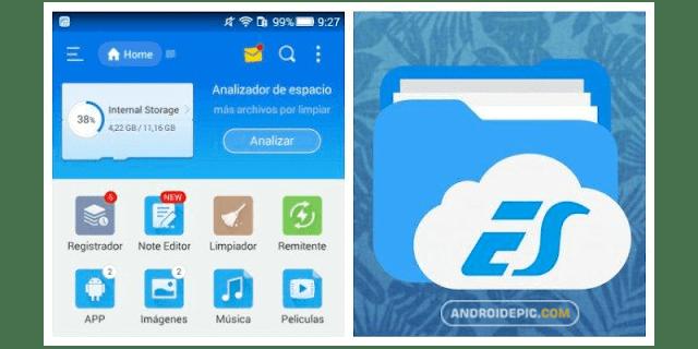 Cara Menggunakan ES File Explore Untuk Mengembalikan File Terhapus