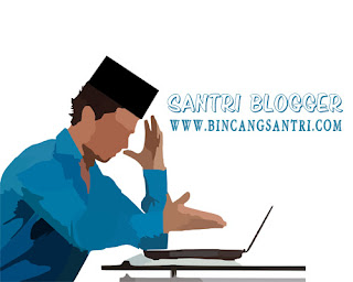 santri blogger