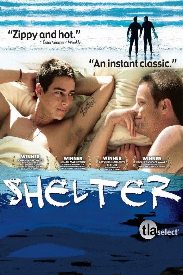"FILM GAY ""SHELTER"" IN STREAMING - IL CINEMA IN CASA"