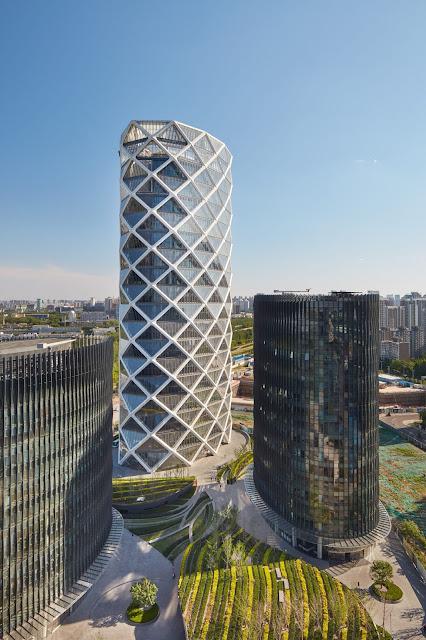 Gedung Pencakar Langit Terindah di Dunia Tahun 2017