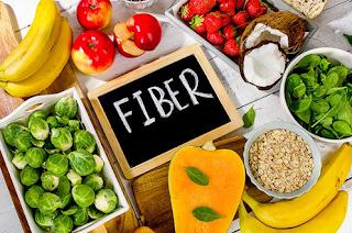 Mengonsumsi Makanan Berserat Tinggi