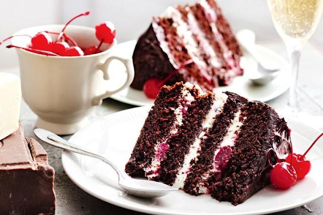 Resep Dan Cara Membuat Blackforest Cake Yang Mudah