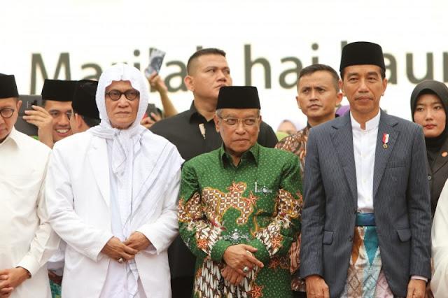 Posisi NU Dalam Menjaga Keseimbangan Sosial-Politik di Negeri ini
