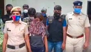 The girl asked for 20 lakh rupees by implicating the doctor in the courts, the girl opened many secrets
