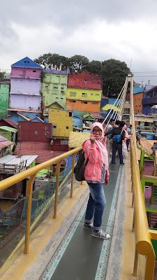 Kampung Tridi, Maen ke Malang, Malang hits