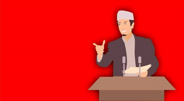 Khutbah Jumat Provokasi Untuk Turunkan Pemimpin, Haram dalam Madzhab Syafi'i