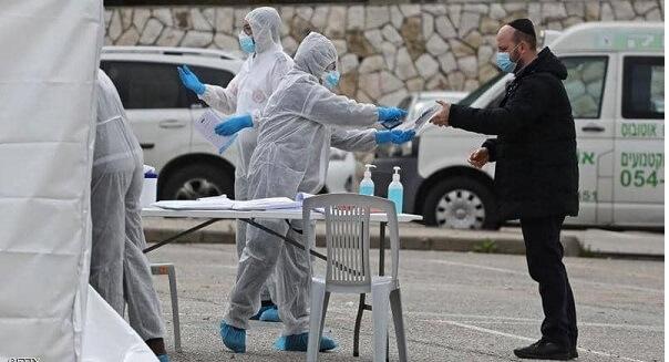 إسرائيل تعاود فرض سلسلة قيود بعد ارتفاع إصابات كورونا