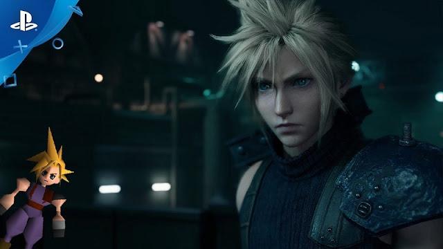Final Fantasy 7 Remake Rilis Karakter Baru Dan Settingnya 2020 Lebih Keren