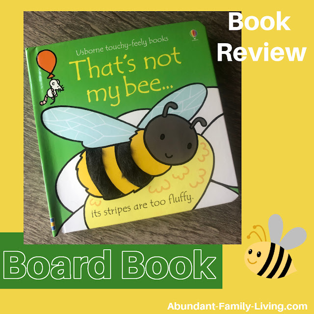 That's Not My Bee - Usborne Books
