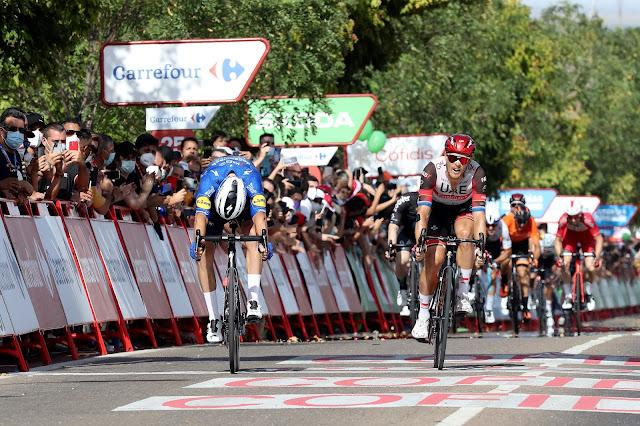 Florian Sénéchal vence 13ª da Vuelta a España - Foto: Photo Gomez Sport / La Vuelta