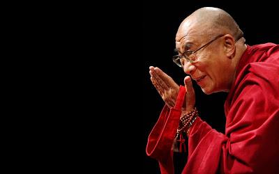The Dalai Lama list of World's most admired
