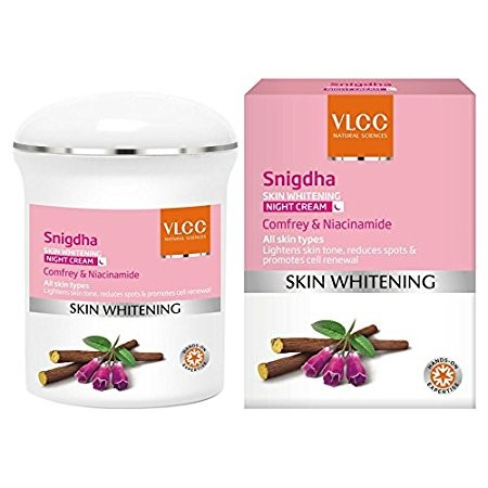 VLCC Snigdha Night Skin Whitening Cream