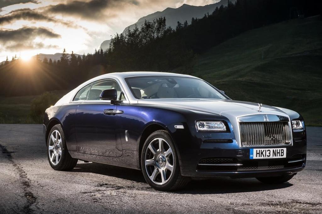 Những ôtô có động cơ lớn nhất thế giới, từ Bentley đến Bugatti