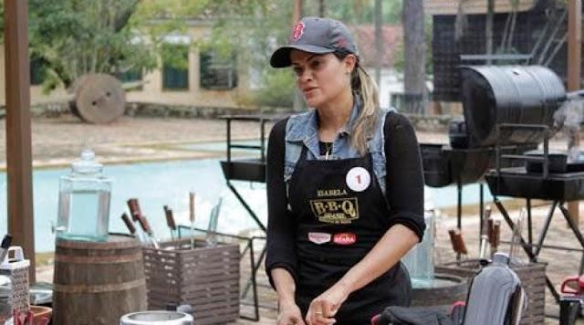 Final do BBQ Brasil - Churrasco na Brasa: Isabela é a grande vencedora da primeira temporada