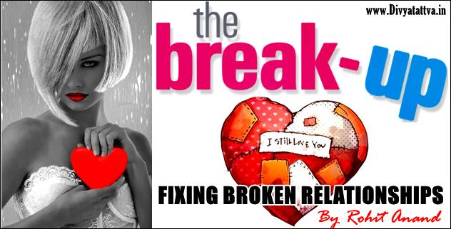 how to improve a broken relationship