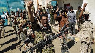 Syiah Hizbullah Corong Propaganda Syiah Houthi