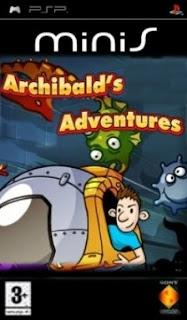Archibald's Adventures PSP