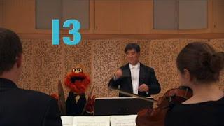 Murray Sesame Street sponsors number 13, Sesame Street Episode 4324 Trashgiving Day season 43