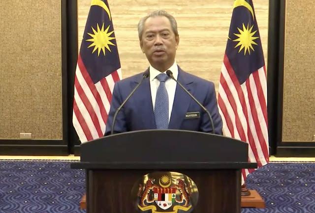 Teks Penuh Ucapan Perdana Menteri Ke-8