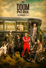 Doom Patrol 1° Temporada – Torrent WEBRip / HDTV / 720p / 1080p / Legendado / Dual Áudio (2019)