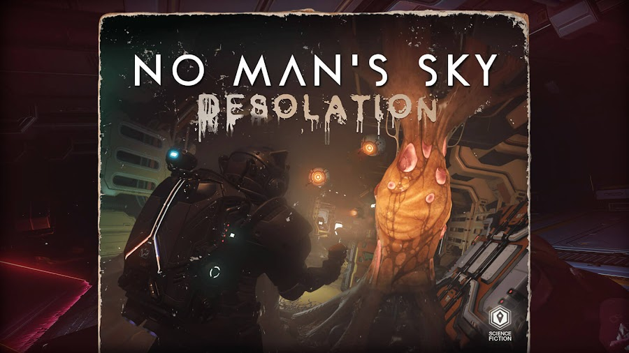 no man's sky desolation update free expansion update derelict freighters multiplayer action-adventure survival game hello games pc steam vr ps4 xb1