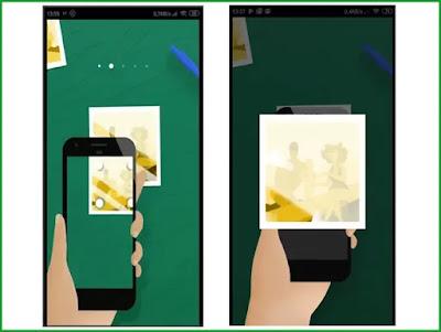 PhotoScan : Δημιουργήστε βελτιωμένες ψηφιακές σαρώσεις, από εκτυπωμένες φωτογραφίες χωρίς αντανακλάσεις