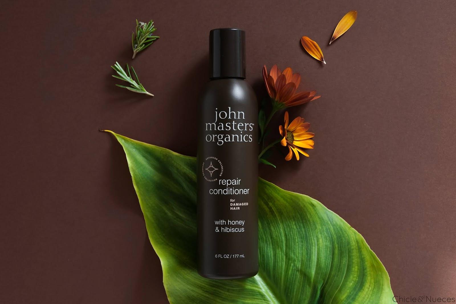 John Masters Organics Acondicionador Miel e Hibisco