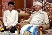 Eratkan Silaturrahim, Walikota Bima Sambangi HM. Qurais