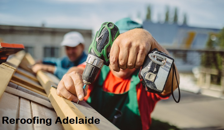 Reroofing Adelaide