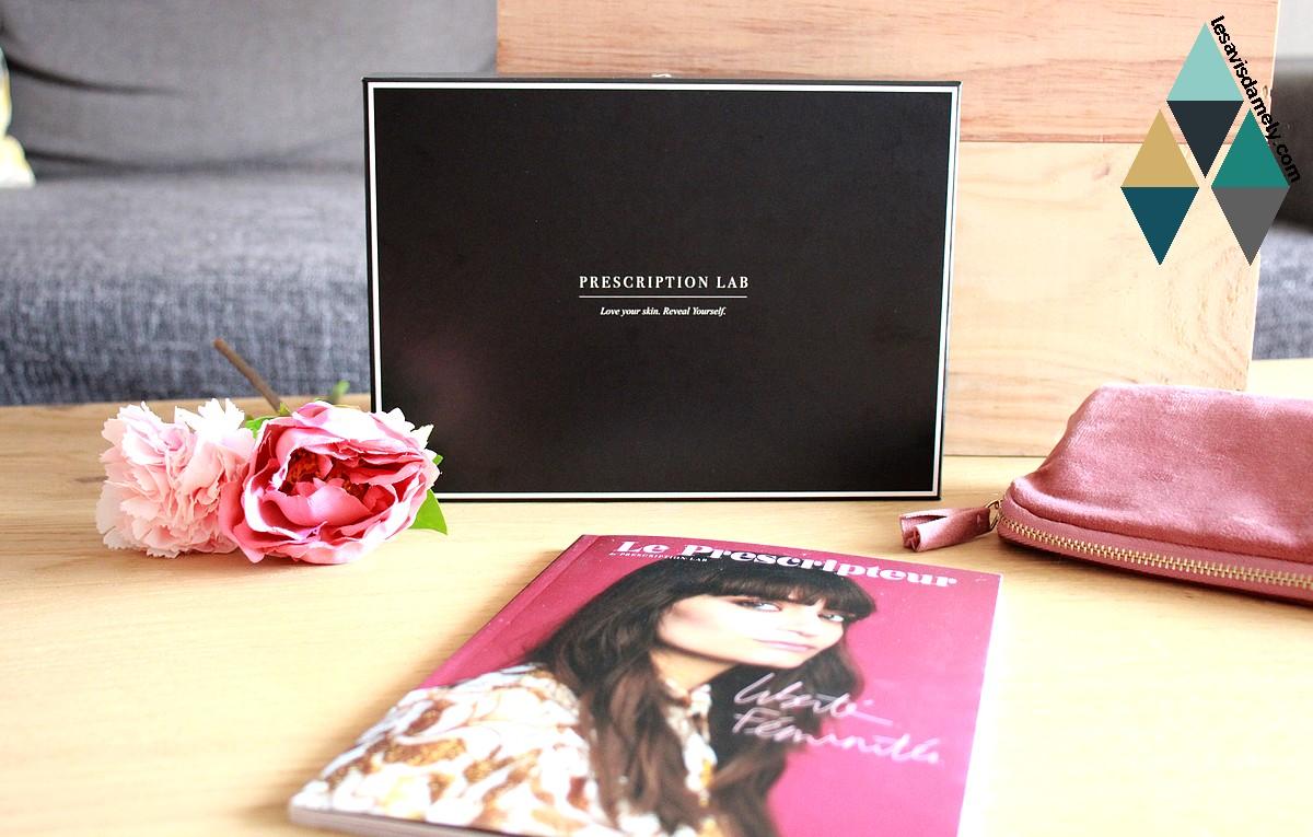 revue beauté box mensuelle code promo
