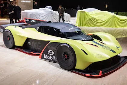2020 Aston Martin Valkyrie Review