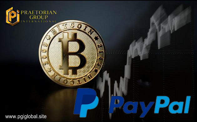 PayPal Will Allow Use of CryptoCurrencies
