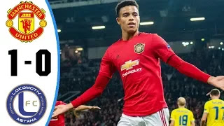 Manchester United vs Astana All Goals And Match Highlights [MP4 & HD VIDEO]