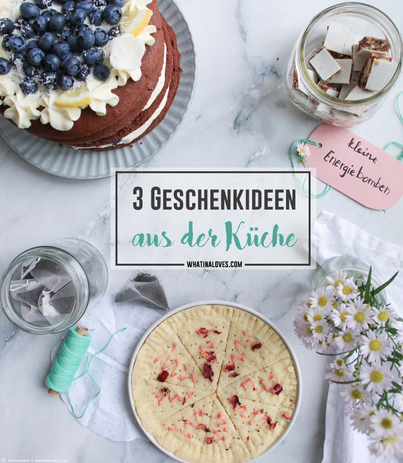 what Ina loves ❤ : 3 Geschenkideen aus der Küche & ein ...