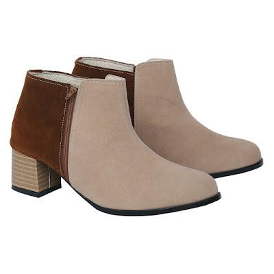 Sepatu Boot Wanita Catenzo SS 037